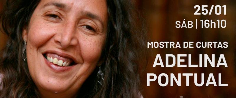 Sessão Cinemateca traz mostra com curtas de Adelina Pontual